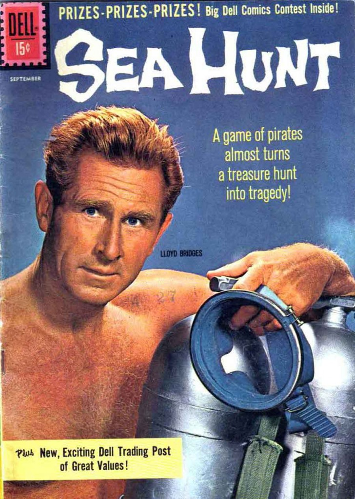 """Sea Hunt"" magazine (September)"