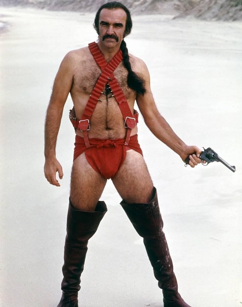 Uniforme RED Zardoz-1974