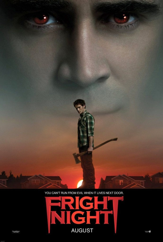 Fright Night (2011) - poster