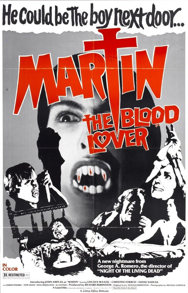 Martin (1977) - poster