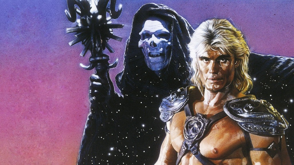 Masters of the Universe (1987) - art