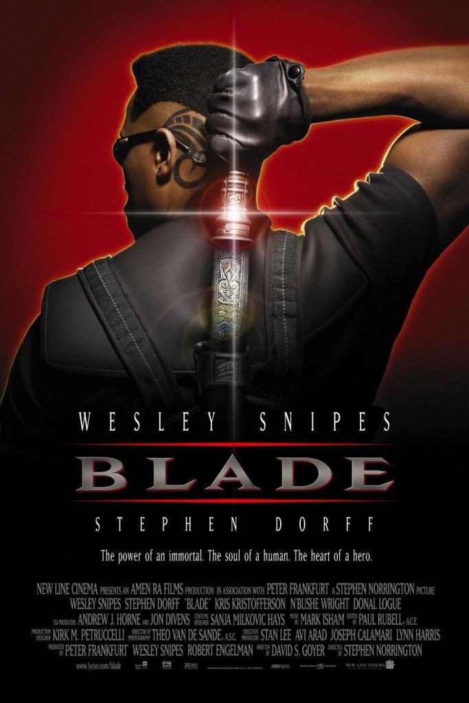 Blade (1998) - poster