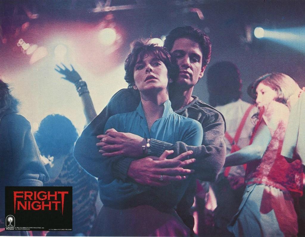 Fright Night (1985) - nightclub