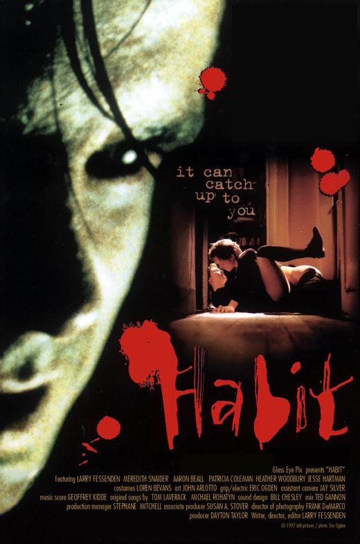 Habit (1997) - poster