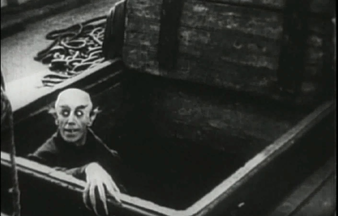 October 15th: Nosferatu (1922) : B-Movie BFFs!