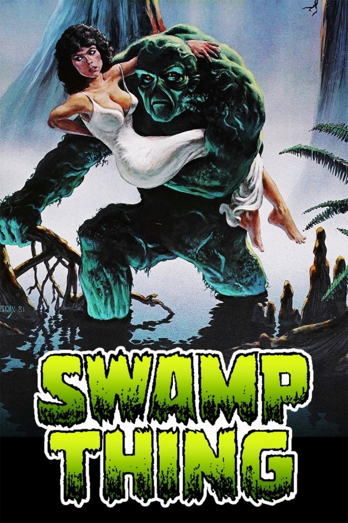 Swamp Thing (1982) - art