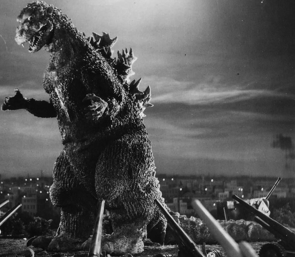 Godzilla (1954) - still