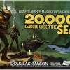 20,000 Leagues Under The Sea (1954) - poster
