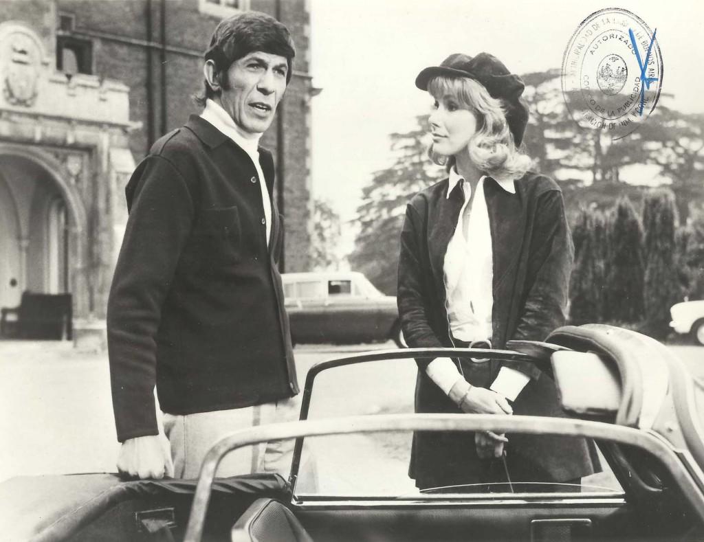 Baffled (1973) - still