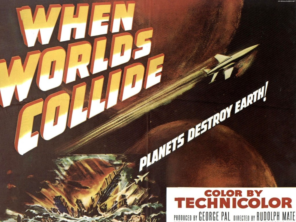 When Worlds Collide (1951) - poster 1