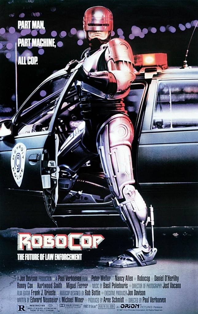 RoboCop (1987) - poster