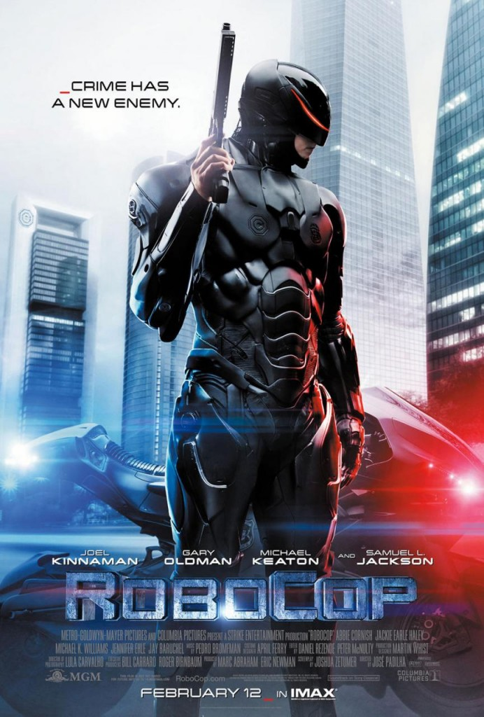 RoboCop (2014) - poster