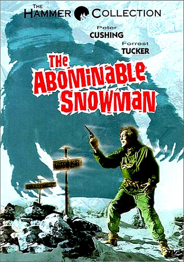 The Abominable Snowman (1957) - poster 2