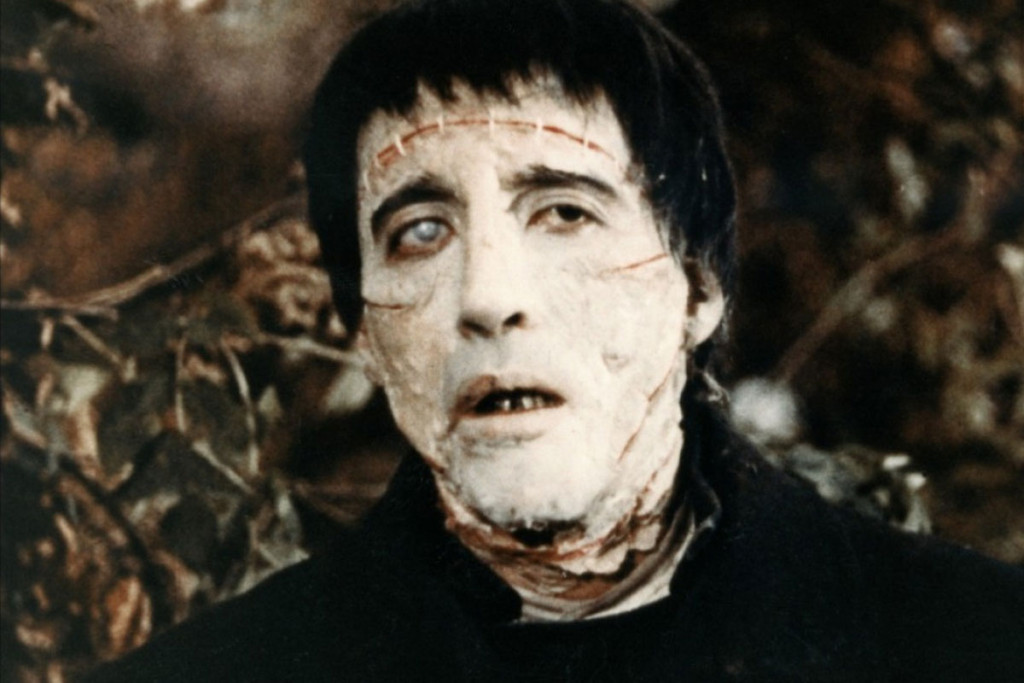 The Curse of Frankenstein (1957) - still