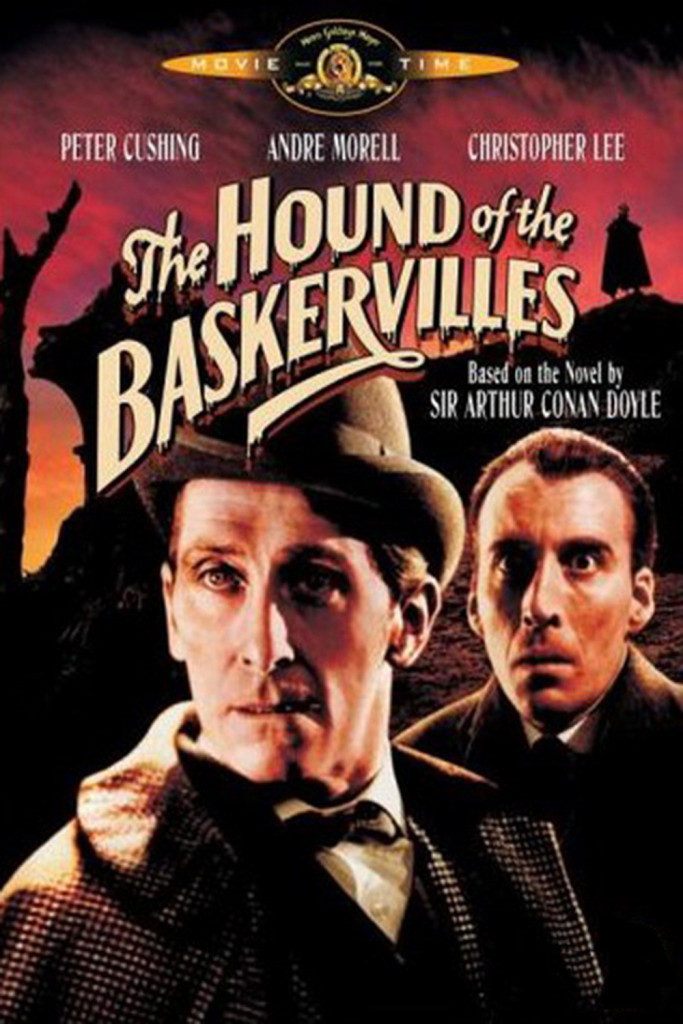 The Hound of the Baskervilles (1959) - poster 1