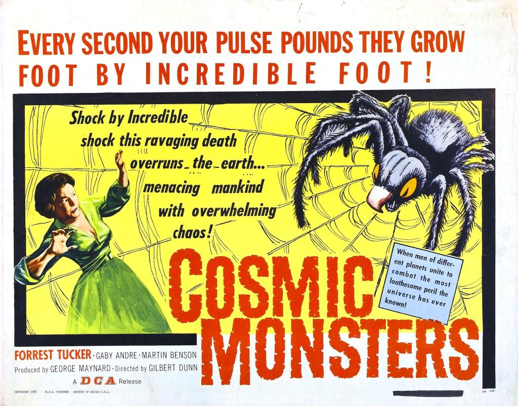 The Strange World of Planet X (1958) - poster