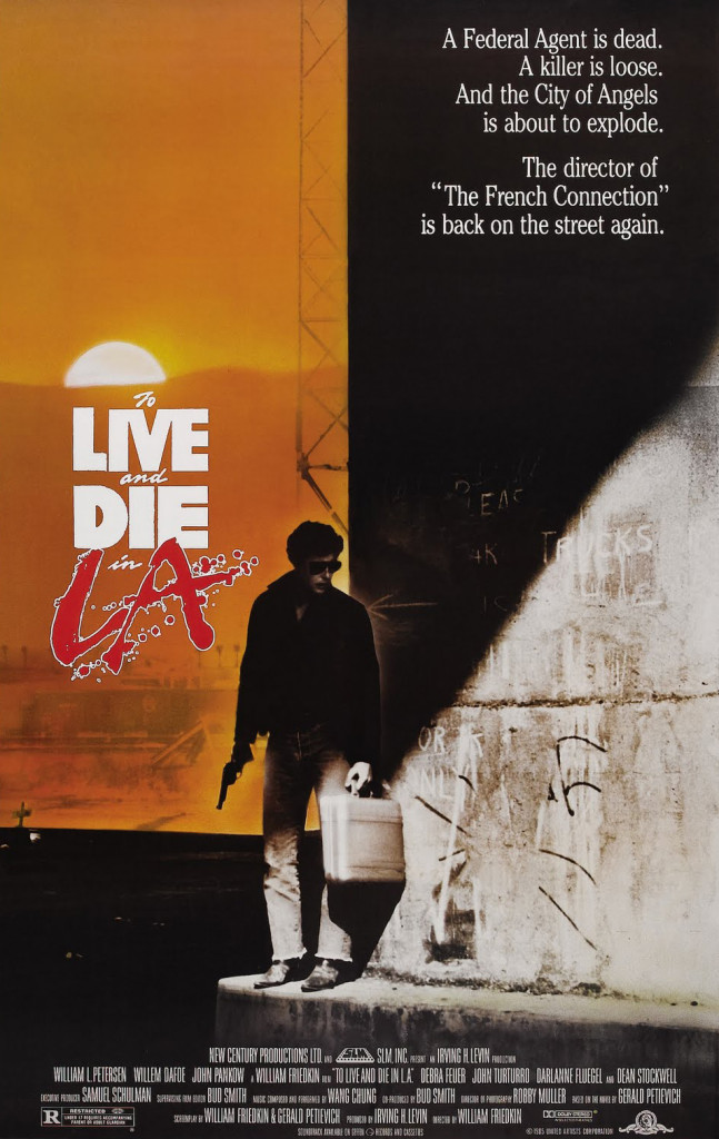 To Live and Die in LA (1985) - poster