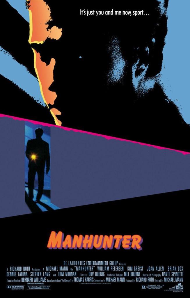 Manhunter (1986) - poster