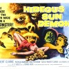 The Hideous Sun Demon (1959) - poster