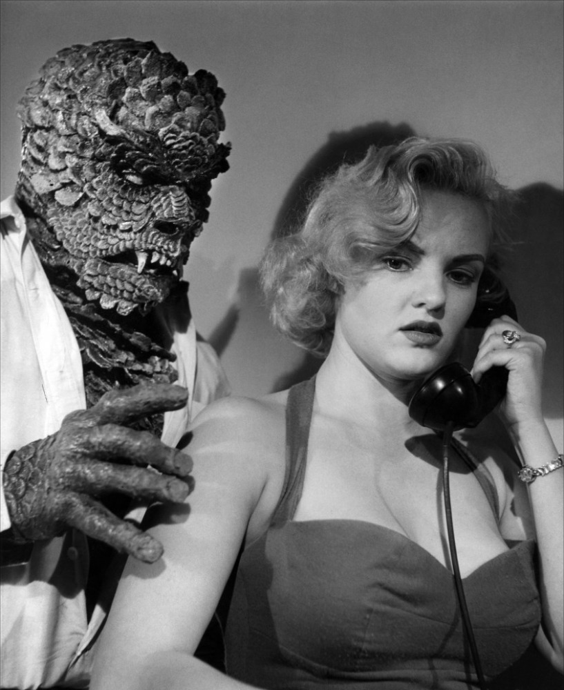 The Hideous Sun Demon (1959) - promo still