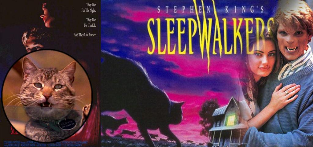 Sleepwalkers (1992) - video cover
