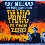 Panic at Year Zero! (1962) - poster