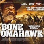 Bone Tomahawk (2015) - poster
