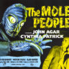 The Mole People (1956) - poster