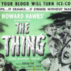 The Thing from Another World (1951) - poster