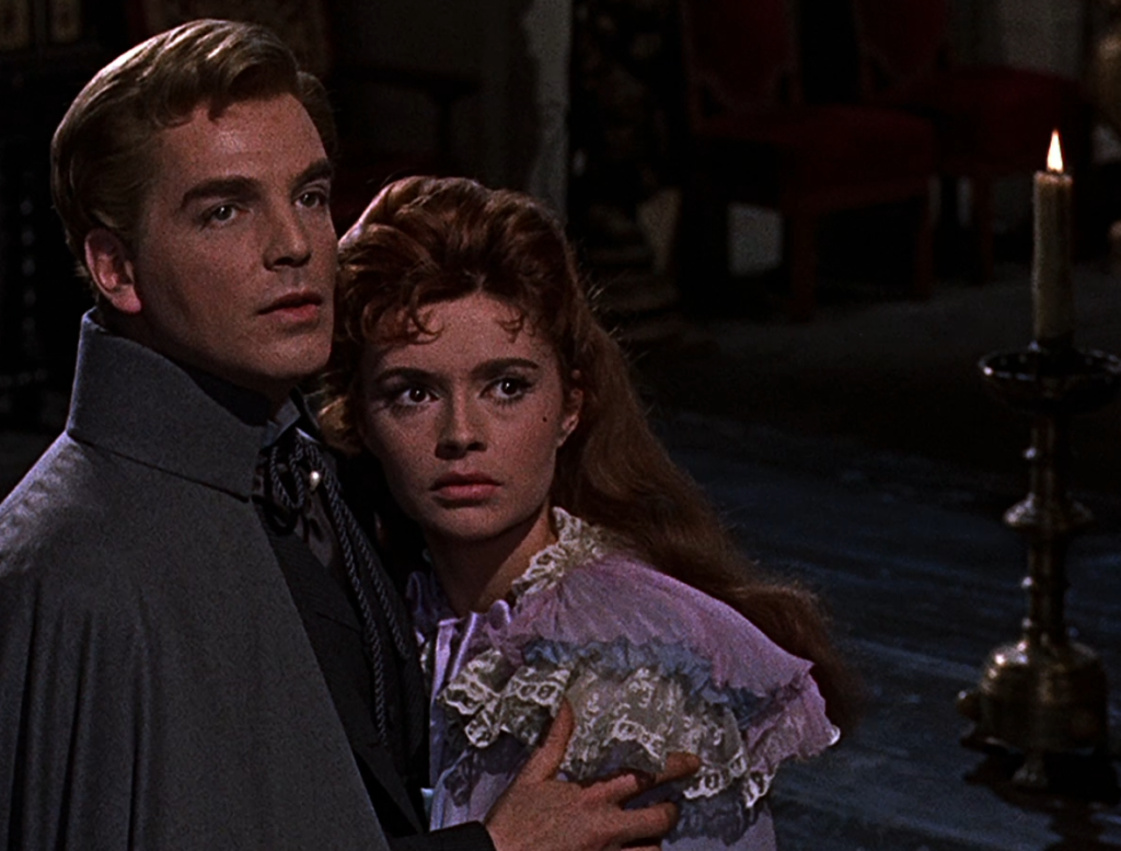 The Brides of Dracula (1960) - still