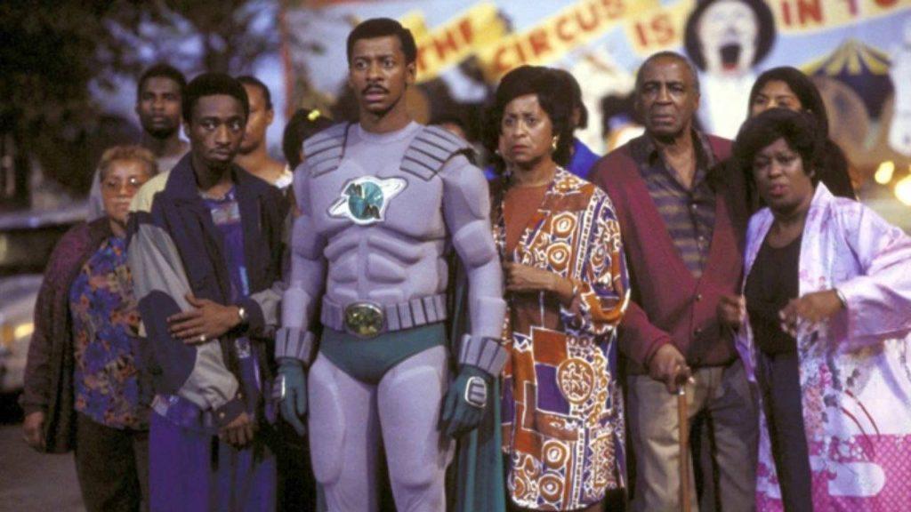 Meteor Man (1993) - still 1