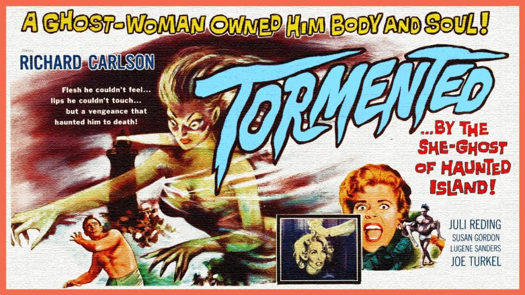 Tormented (1960) - poster