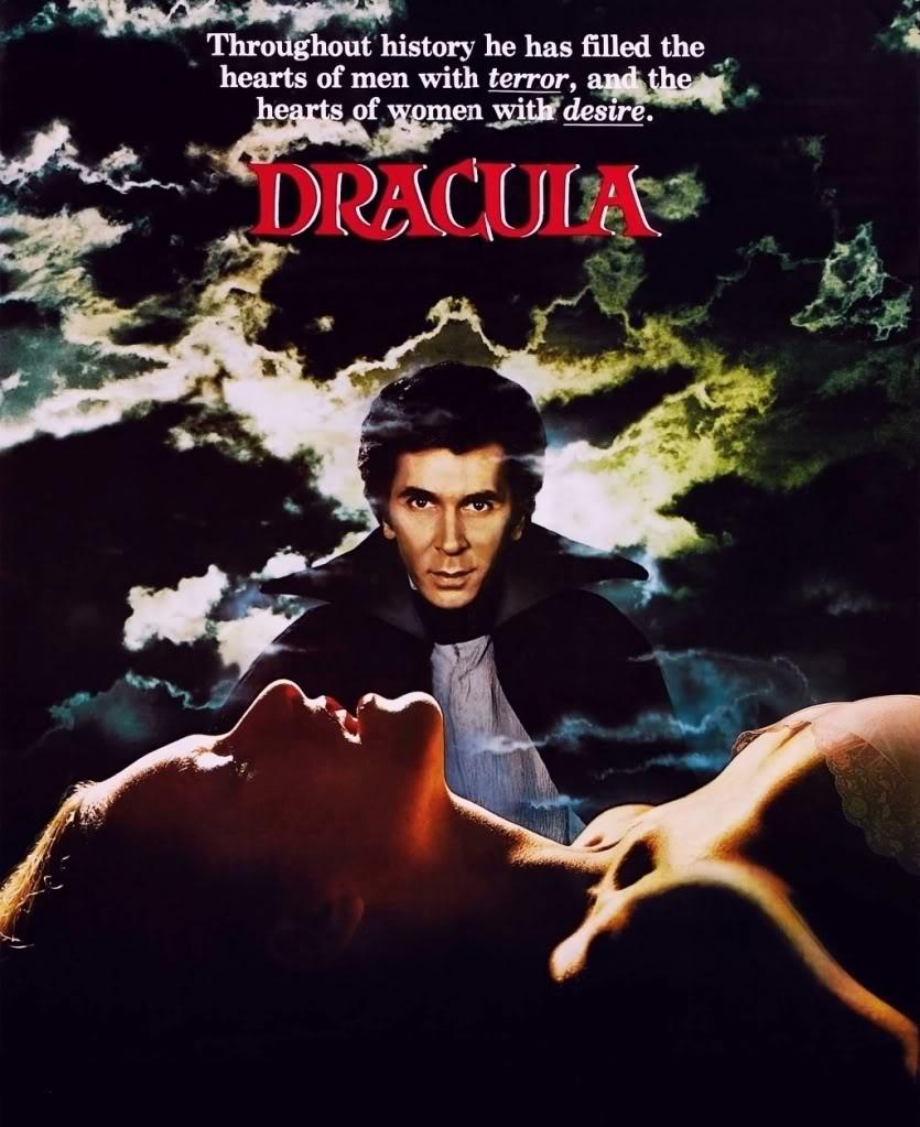 October 3rd: Dracula (1979)