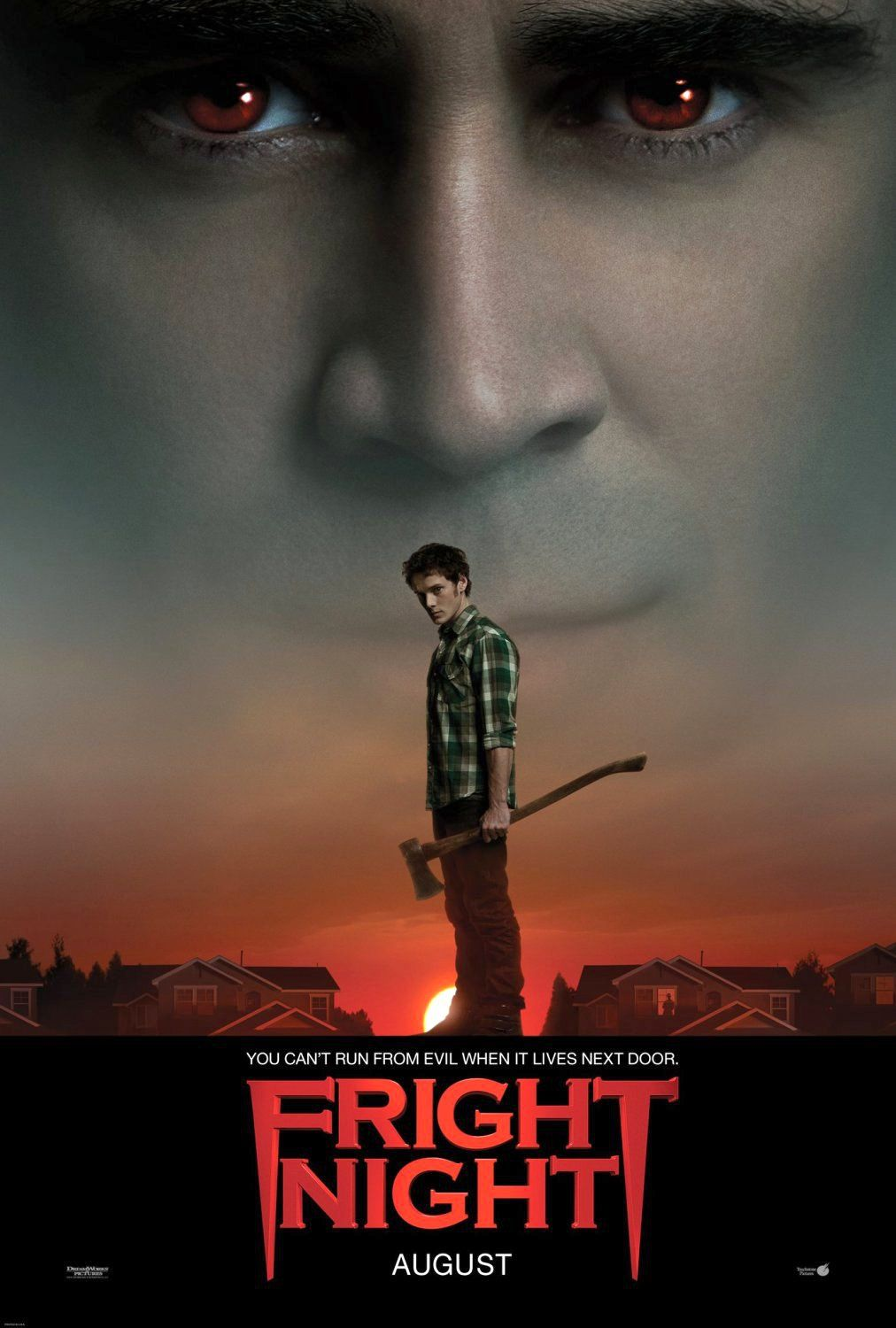 October 14th: Fright Night (2011)