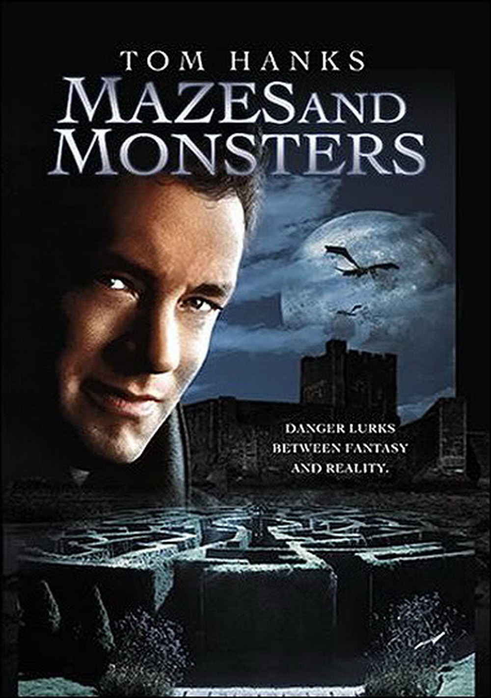 Mazes And Monsters (1982) - poster
