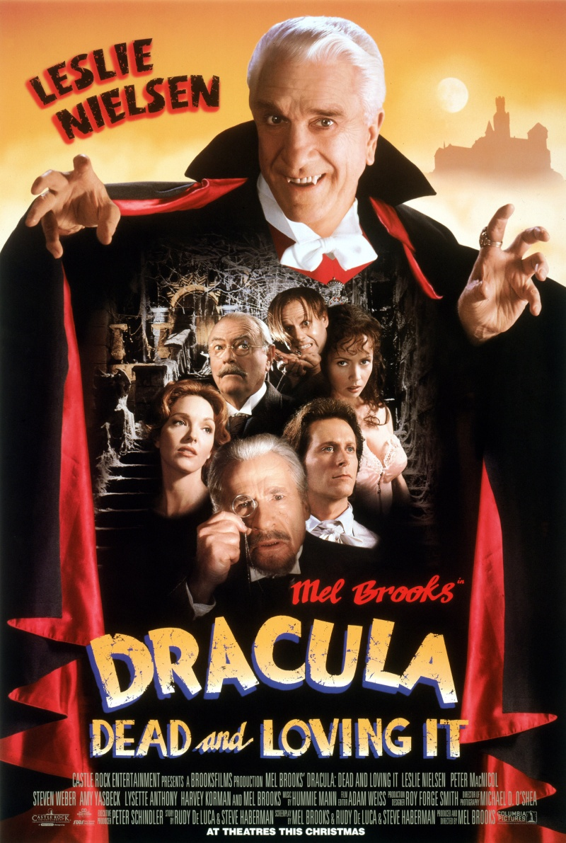October 16th: Dracula – Dead And Loving It! (1995)
