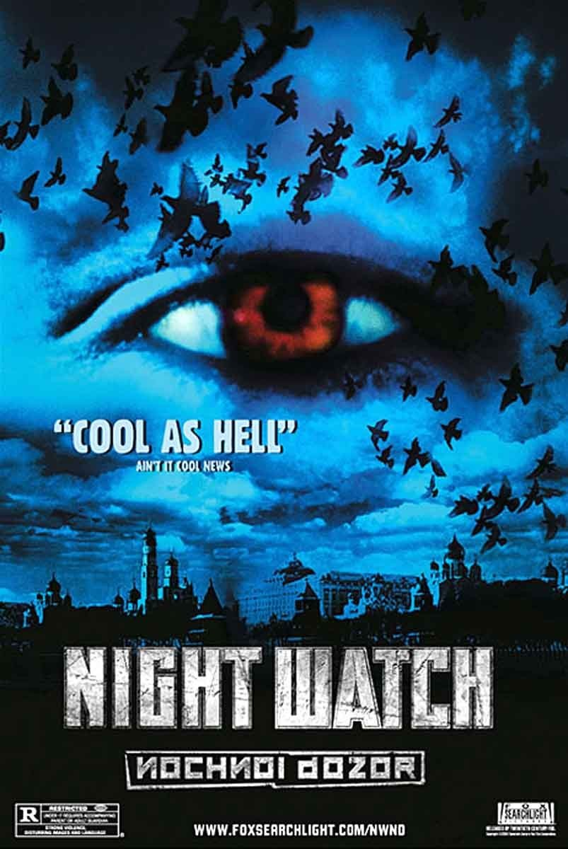 Night Watch (2004) - poster