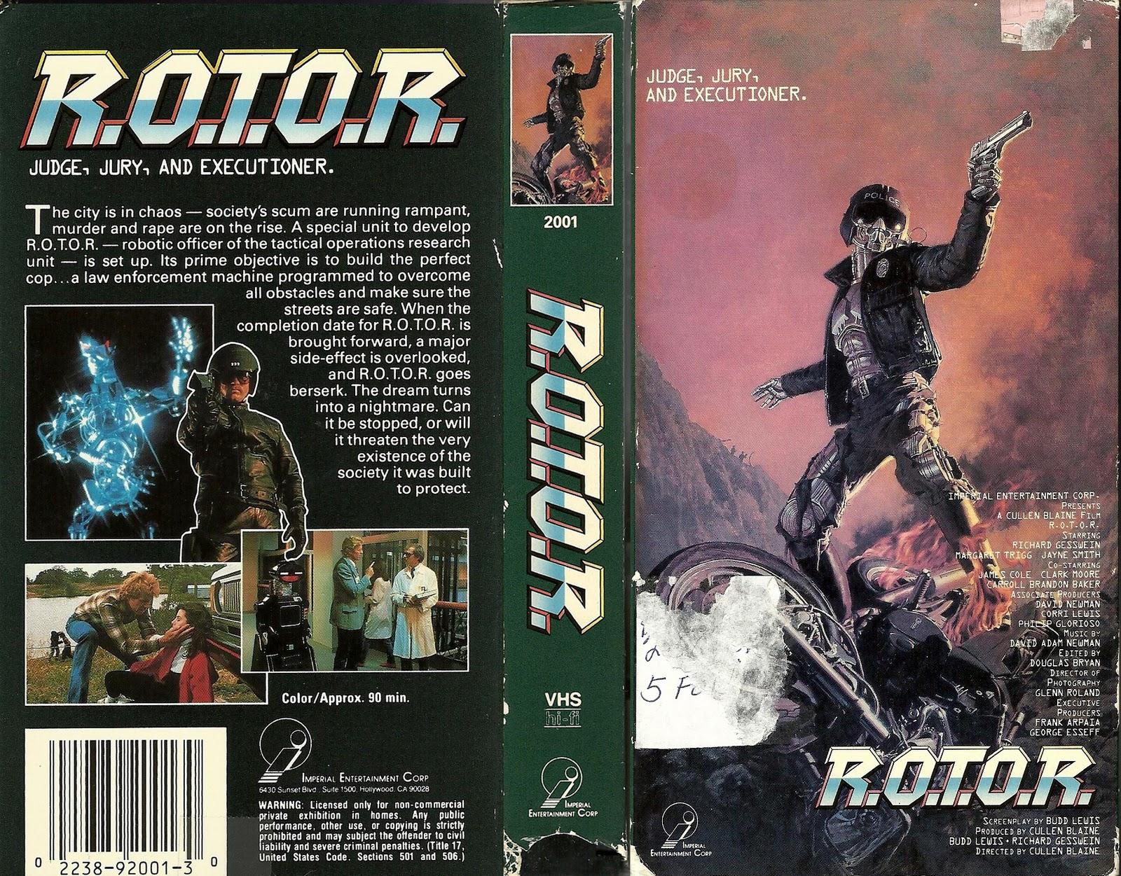 R.O.T.O.R. (1989) – Rifftrax edition
