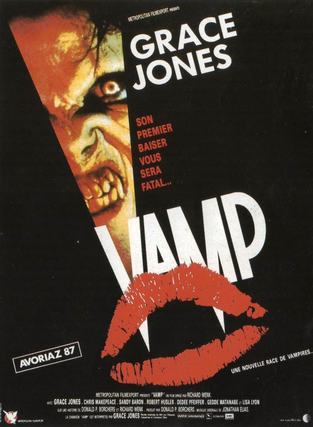 October 27th: Vamp (1986)