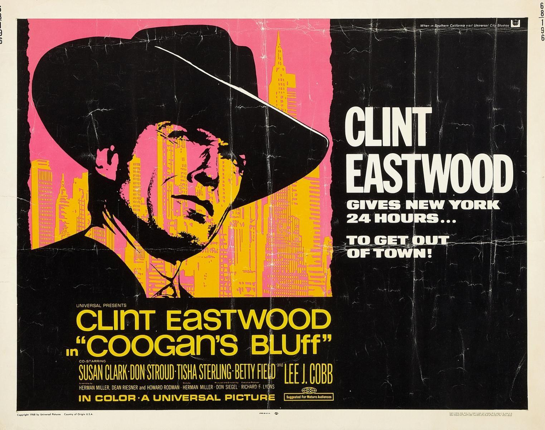 Coogan's Bluff (1968) | B-Movie BFFs!
