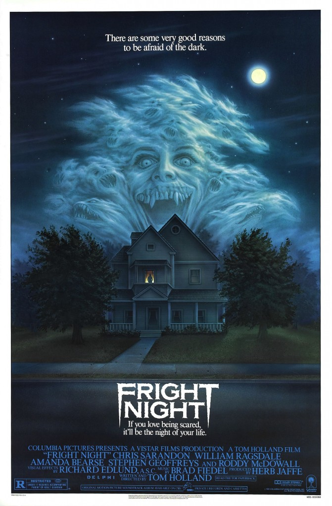 October 1st: Fright Night (1985)