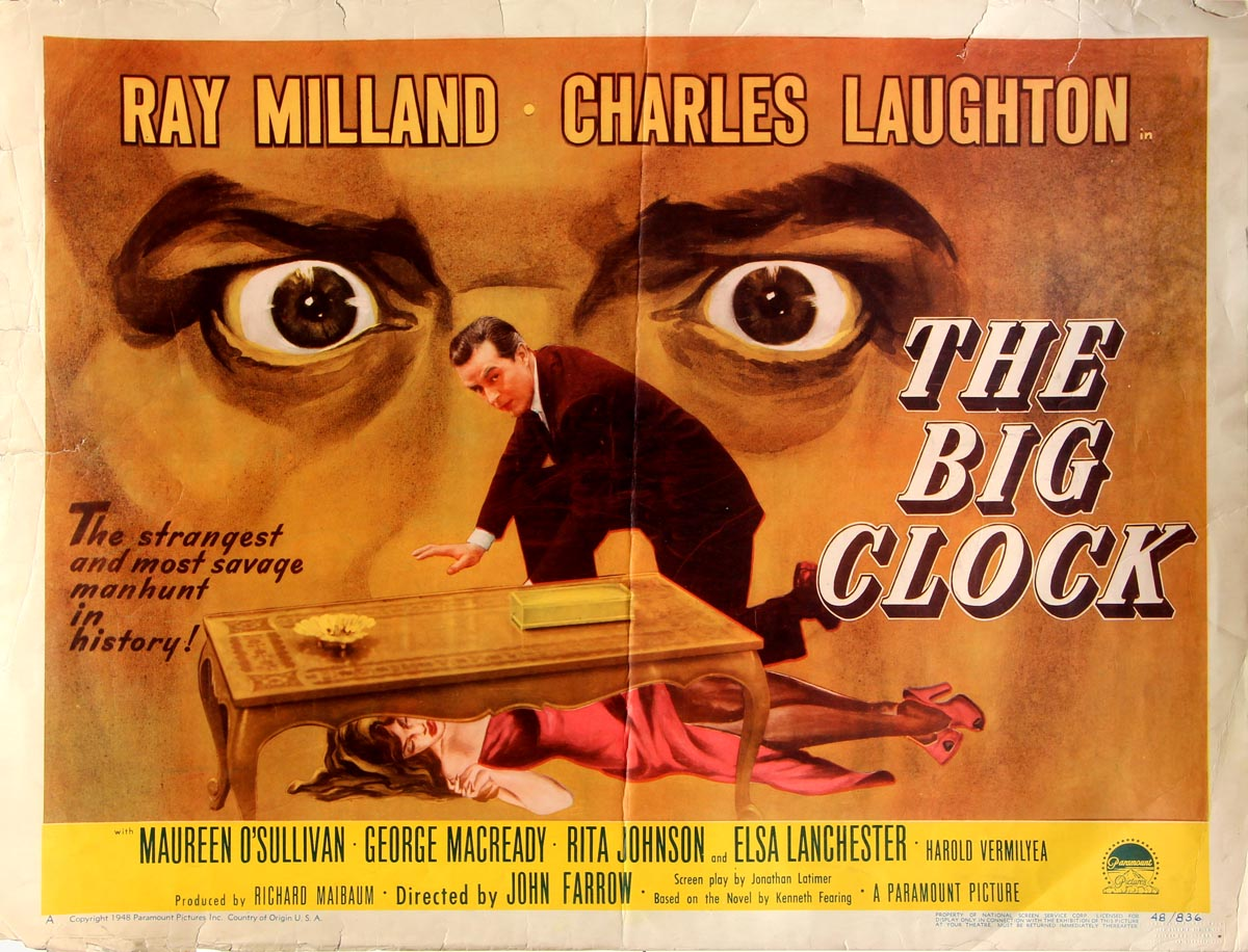 The Big Clock (1948)