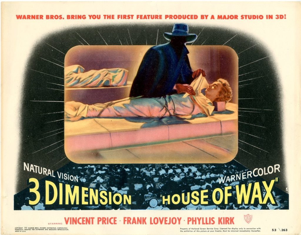 House of Wax (1953) - poster 2