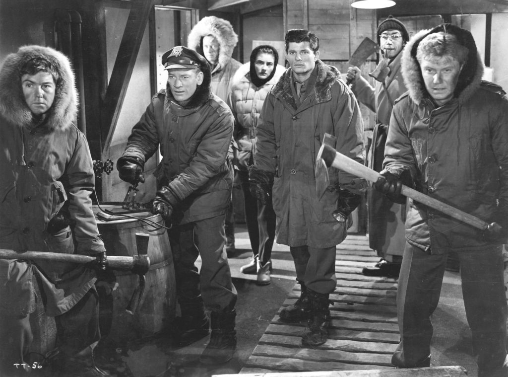 The Thing from Another World (1951) - still 1