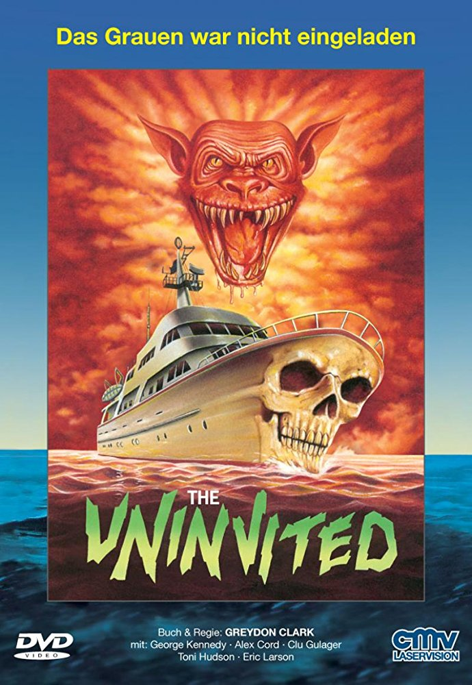 Uninvited (1988) - poster 2