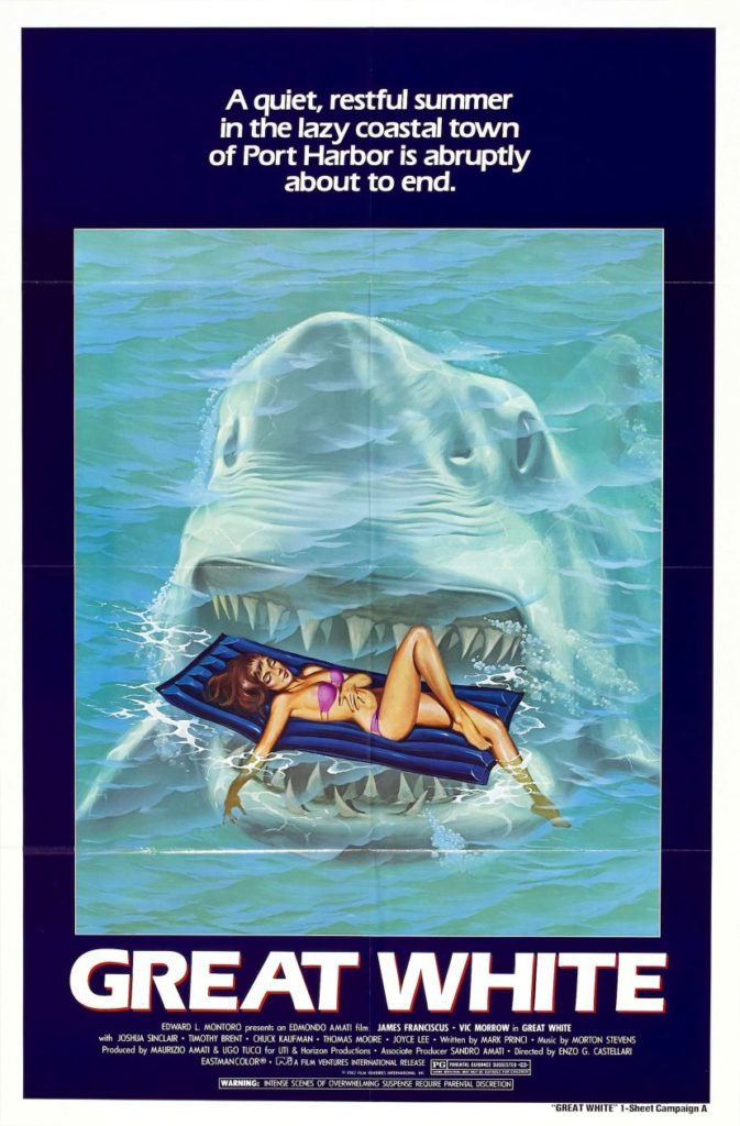Great White (1981) - poster 1