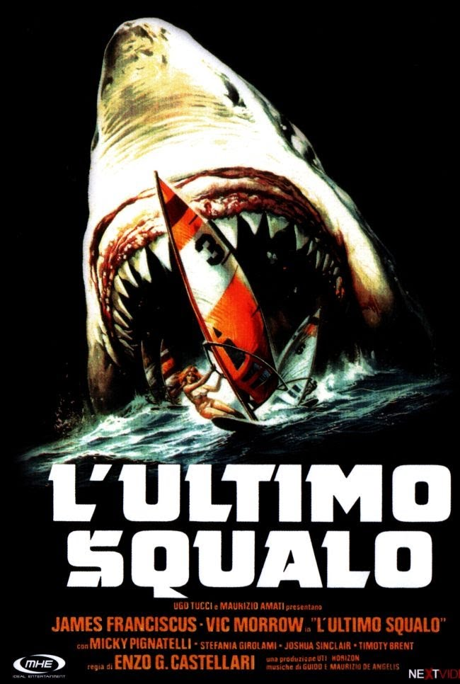 Great White (1981) - poster 2