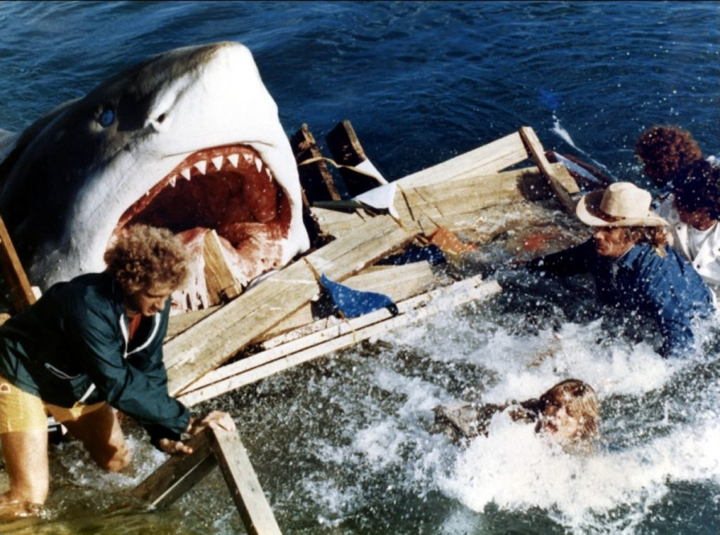 Great White (1981) - still 2