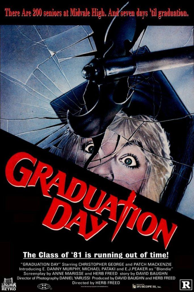 Graduation Day (1981) - poster