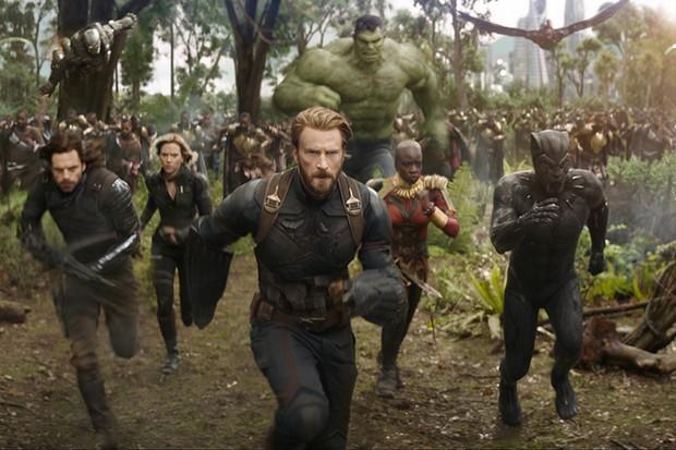 Avengers Infinity War (2018) - still